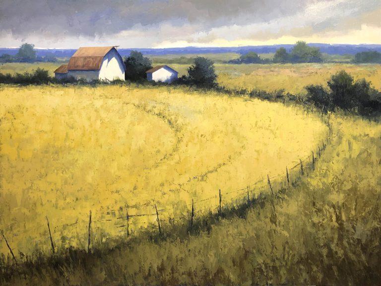 Simon Winegar - Summer Fields II