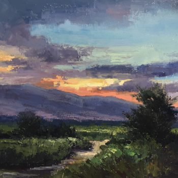 Simon Winegar - Wasatch Sunrise