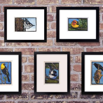Sherrie York - Western Tanager - 5