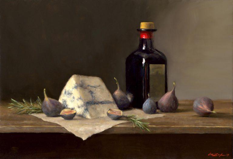 Sarah Lamb - Blue Cheese and Figs