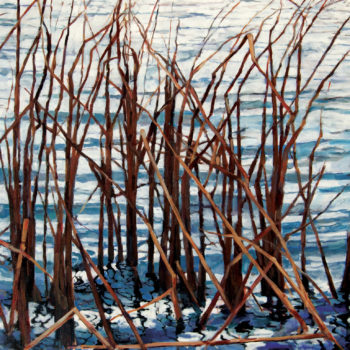 Heather Foster - Reeds and Ripples