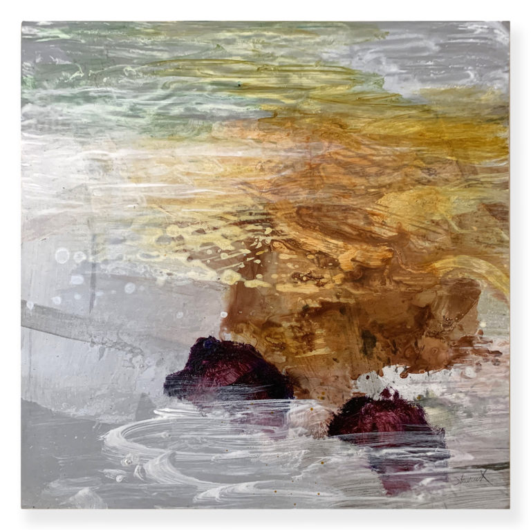 Allison Stewart - River Haiku 2