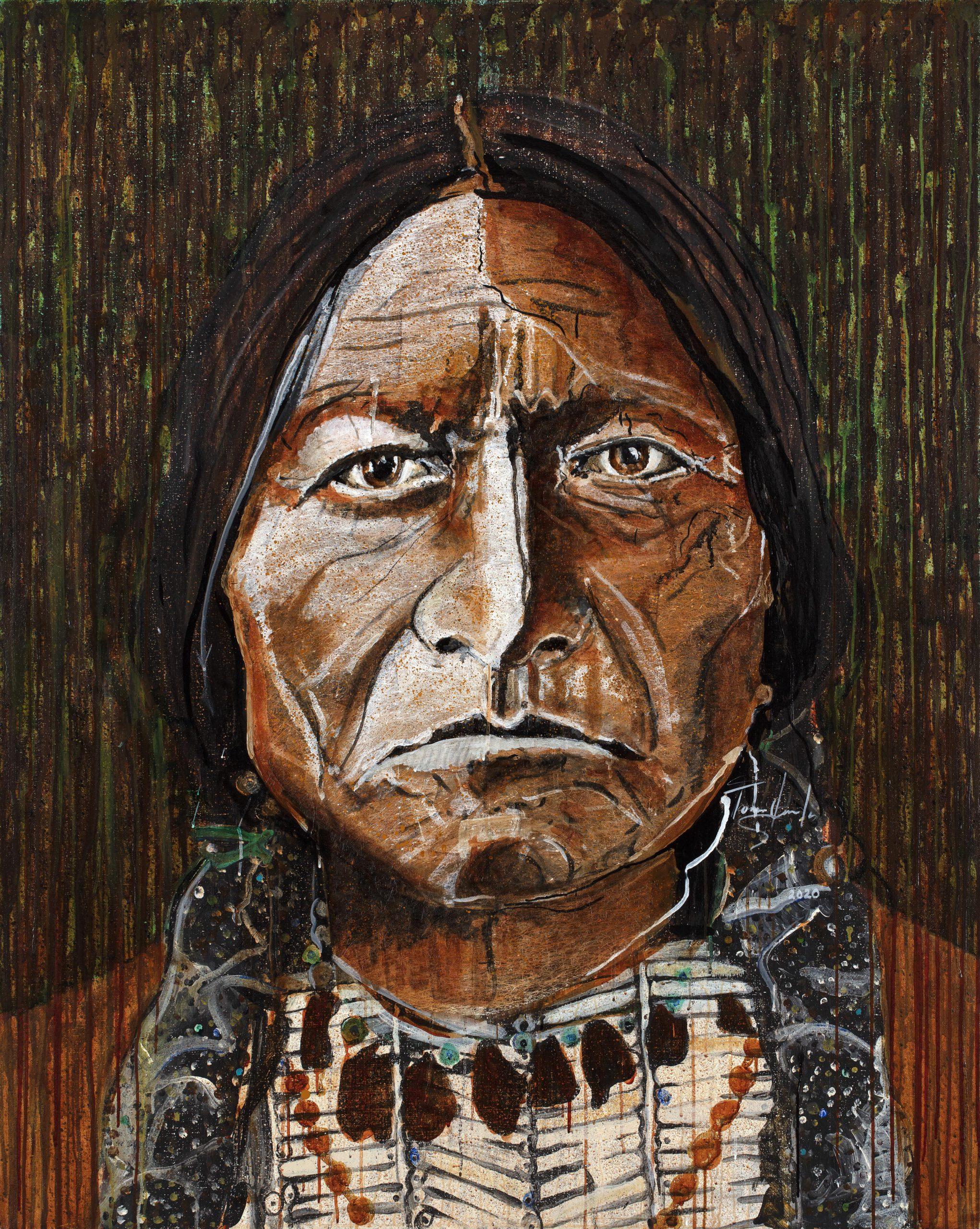 Tomas Lasansky - Sitting Bull