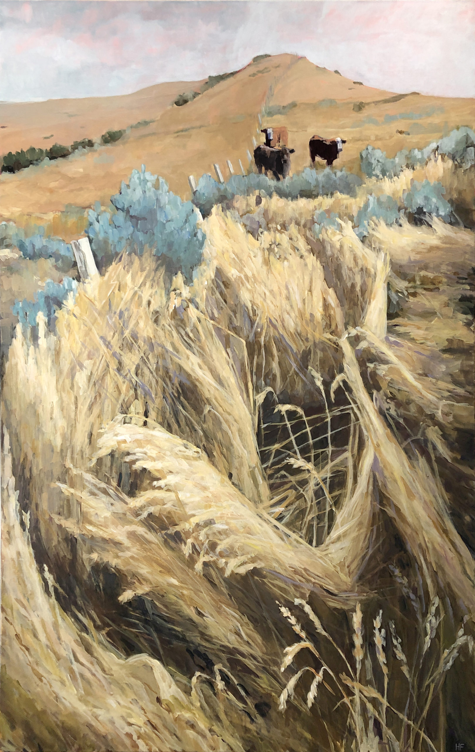 Heather Foster - Tall Grass