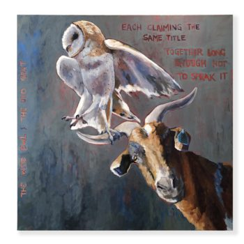 Heather Foster - The Wise Owl and the Old Goat