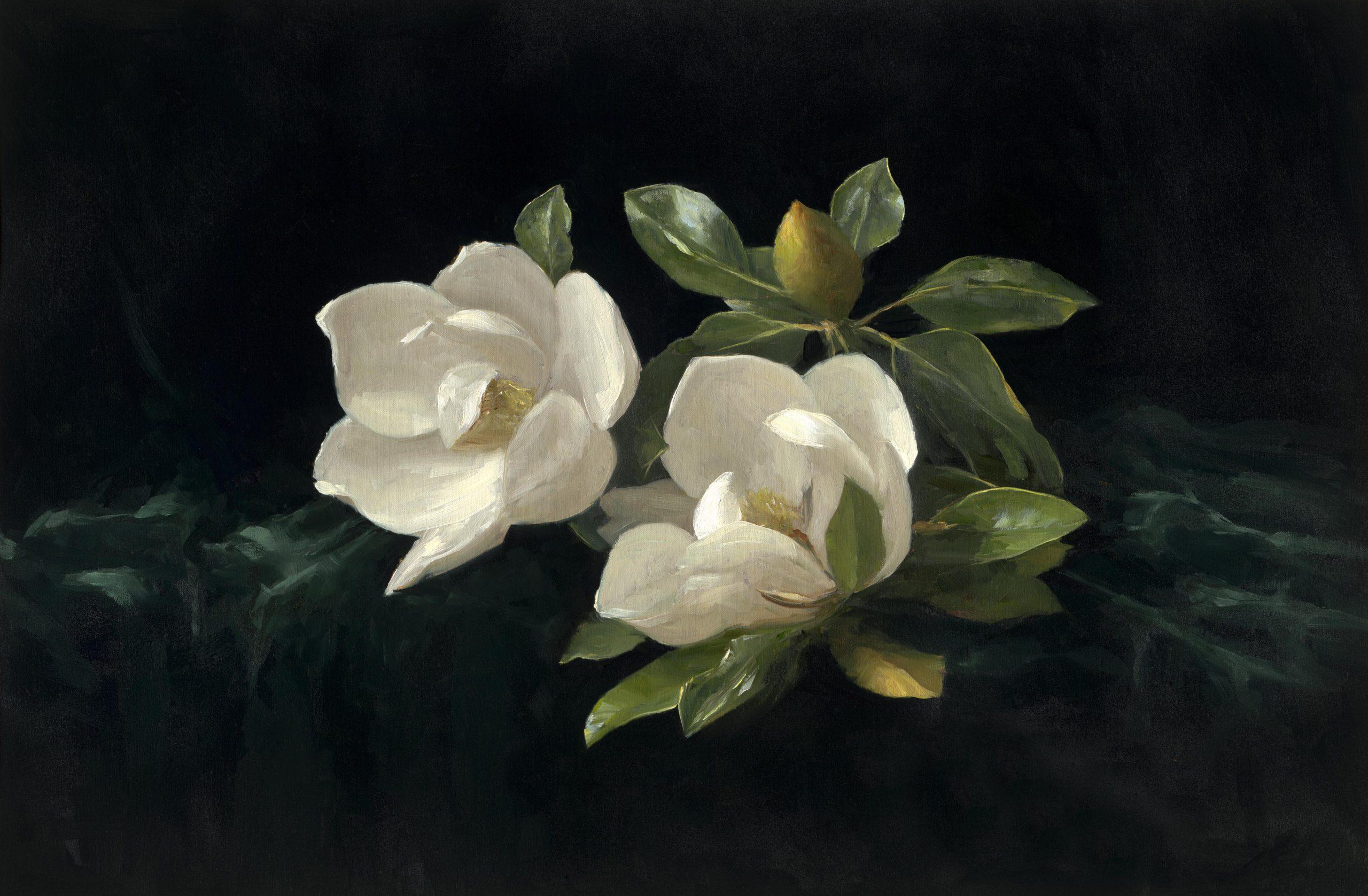 Sarah Lamb - Two Magnolias