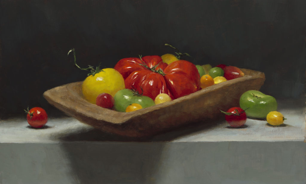 "Sarah Lamb, ""Heirloom Tomatoes"""