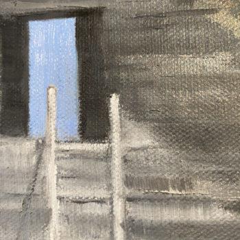 Dinah Worman - A Ladder to a Crow