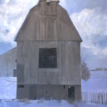 Dinah Worman - A Quiet Winter