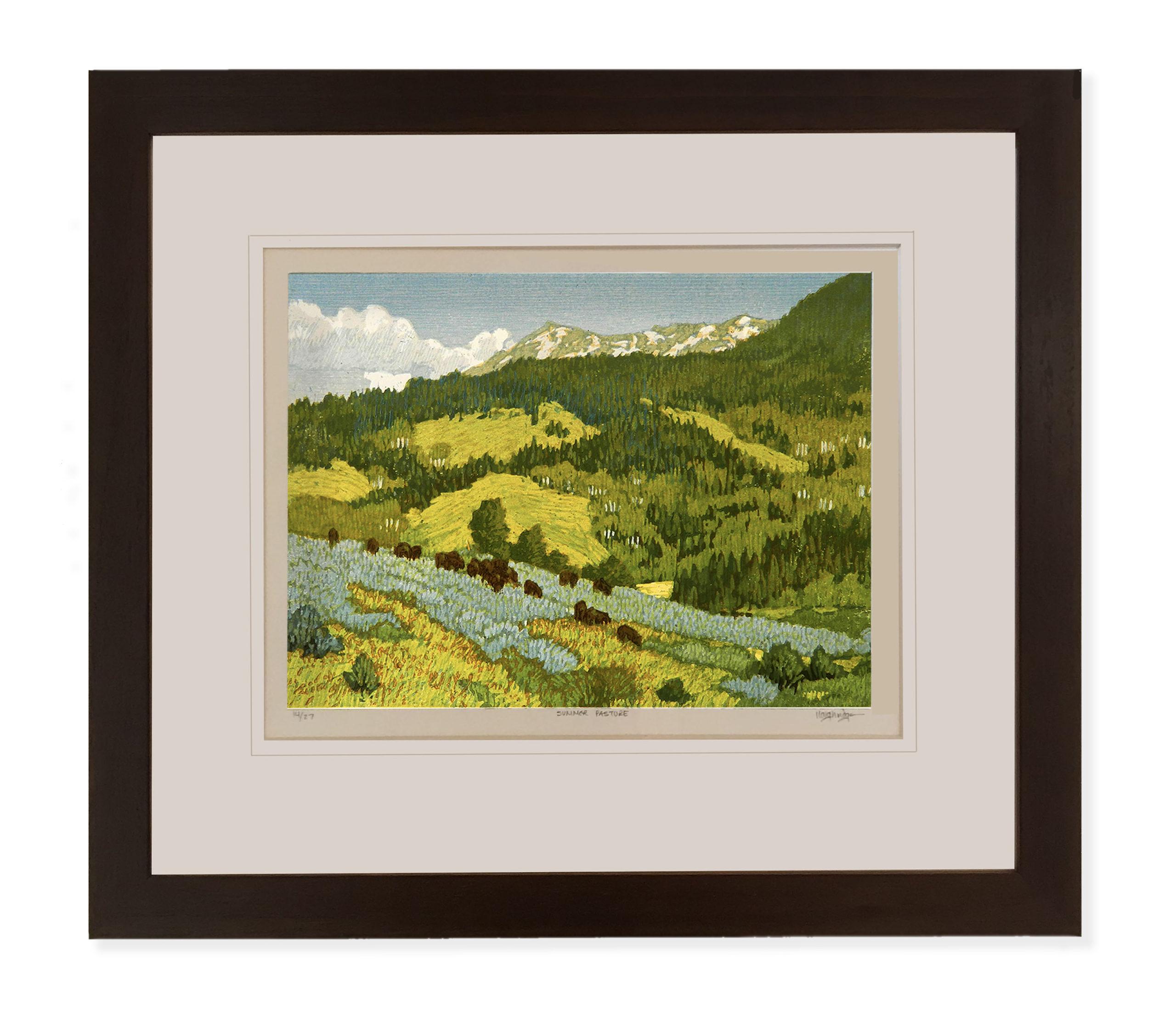 Leon Loughridge - Summer Pasture 14/27
