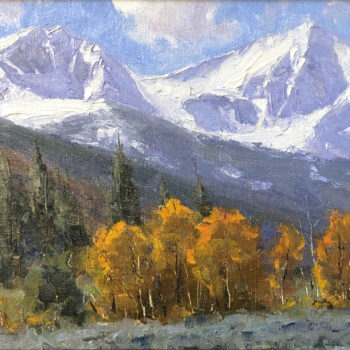 Dan Young - A Touch of Fall Below Sopris