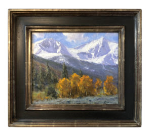 Dan Young - A Touch of Fall Below Sopris