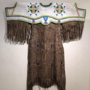 Janet  Nelson  - Ceremonial Dress