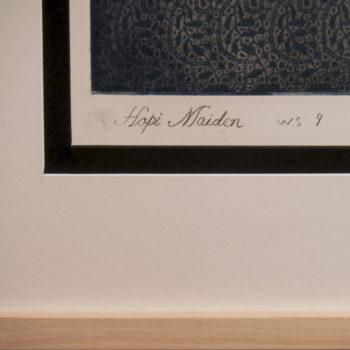 Tomas Lasansky - Hopi Maiden ws 7