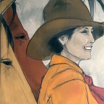 Donna Howell-Sickles - Horse Talk