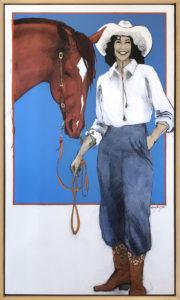 Donna Howell-Sickles - Prairie Rose