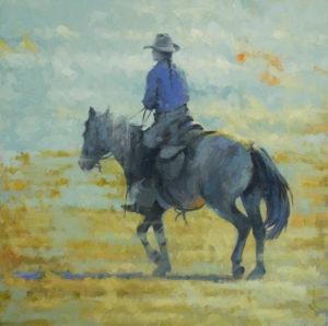 Terry  Gardner - Sam Rides Again