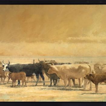 Terry  Gardner - The Dusty Herd