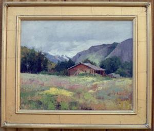 Sean Wallis - The Old Cabin