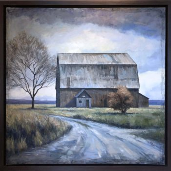 Simon Winegar - Canadian Barn